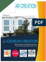 Icewear Creation