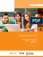 Informe nacional de resultados del examen saber 11 - 2014-2 - 2016-2.pdf