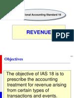5. IAS 18 - Revenue