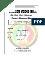 Factores afectan el turismo en Ecuador y gobernanza turistica.docx