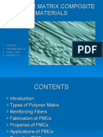 Polymer Matrix Composite Materials