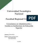 Epistemología TPN°01 final