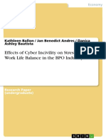 cyber incivility