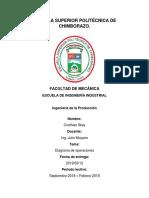 Diagrama de Operación del Proceso.docx