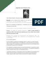 ARQUITECTOS VENEZOLANOS.docx