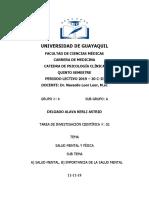 TRABAJO 2 - SAUD MENTAL Y SU IMPORTANCIA .docx