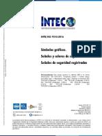 INTE ISO 7010_2016_Registro de pictogramas
