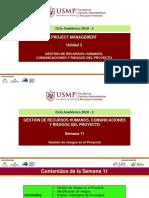 USMP FCARH-DA S10 Project Management