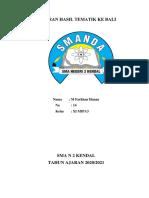 LAPORAN HASIL TEMATIK KE BALI 1 (Autosaved) (Autosaved)