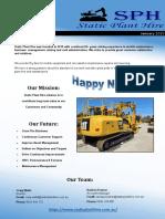SPH January Newsletter 2020