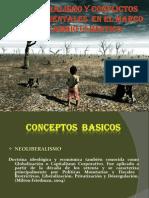 Neoliberalismo y Conflictos Socioambientales en Honduras en El Marco Del Cambio Climatico