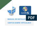 Manual Instalacion CentOS