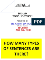 TEACHING SENTENCES 2014.pptx