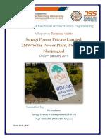 Suragi solar plant