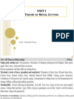 Unit_1_Theory of Metal Cutting.pptx