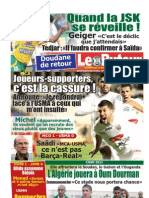 LE BUTEUR PDF du 28/11/2010