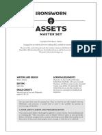 Ironsworn-Assets-Master-Set