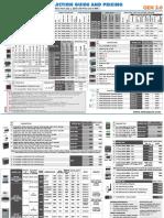 elmeasure_digital_meters_price_list