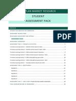BSBMKG506 Student Assessment Pack V 2.1 new