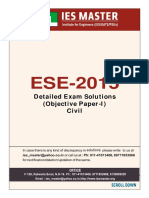 ies 2015 paper 1 solution