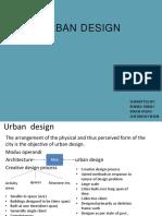 urban design represented