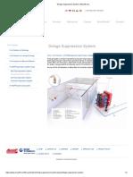 Deluge Suppression System