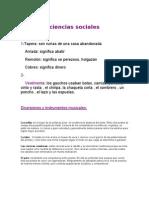 TP ciencias sociales