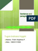 bahasa inggris paragraf dan kalimat.pptx