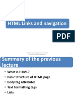 Lect2(HTML links and navigation).pptx