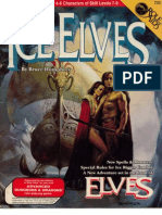 Mayfair Games - Role Aids - 733 - Ice Elves Lvls 7-9