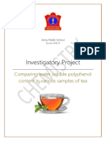 Chem Investigatory