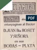 El Amigo de los H.H.M.M. de enfermos pobres.1958;nº33