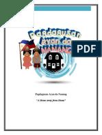 Pagdagusan Ayanda Nanang Intro and BUS Prop