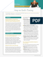Waiting-on-Gods-Timing-Part1