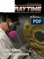 Spray time