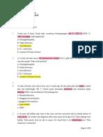 Soal Compilee Hemato-Oncology FK UPH 2014