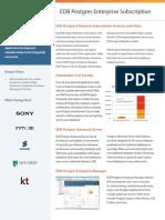 Data Sheet - EDB_Data_Sheet_Enterprise_Subscription_20160126