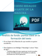 El Ingenioso Hidalgo Don Quijote de La Mancha_I_PARTE