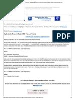 Hydrostatic Pressure Tests ASME Pressure Vessels