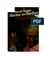 David Taylor - Doctor in the Zoo - The Making of a Zoo Vet