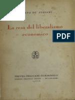 Alberto De Stefani 1933 la resa del liberalismo economico.pdf