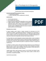 05_Psicoprevencion y psicologia de la emergencia_ Tarea V1