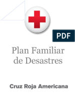Plan Familiar de Desastres PR - Cruz Roja Americana
