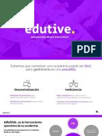 EDUTIVE - Deck Comercial [ES]
