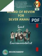 scout environmentalist
