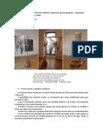 M.Fatima Lambert. texto. exposição MARTINHA MAIA  (Quase Galeria, Porto.)