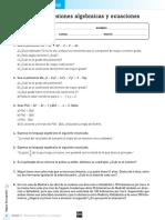 3ESO_MAT_CONTROL_03_Expresiones algebraicas y ecuaciones_EV