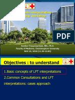 Liver Function Test Interpretation