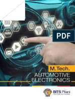 MTech-Automotive-Electronics