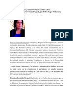 Entrevista a Francisca Fernandez Droguett Cumbre de Los Pueblos y Extractivismo en América Latina